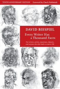 David Biespiel, Every Writer Has a Thousand Faces
