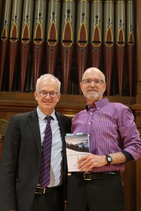The Old Church Book Launch